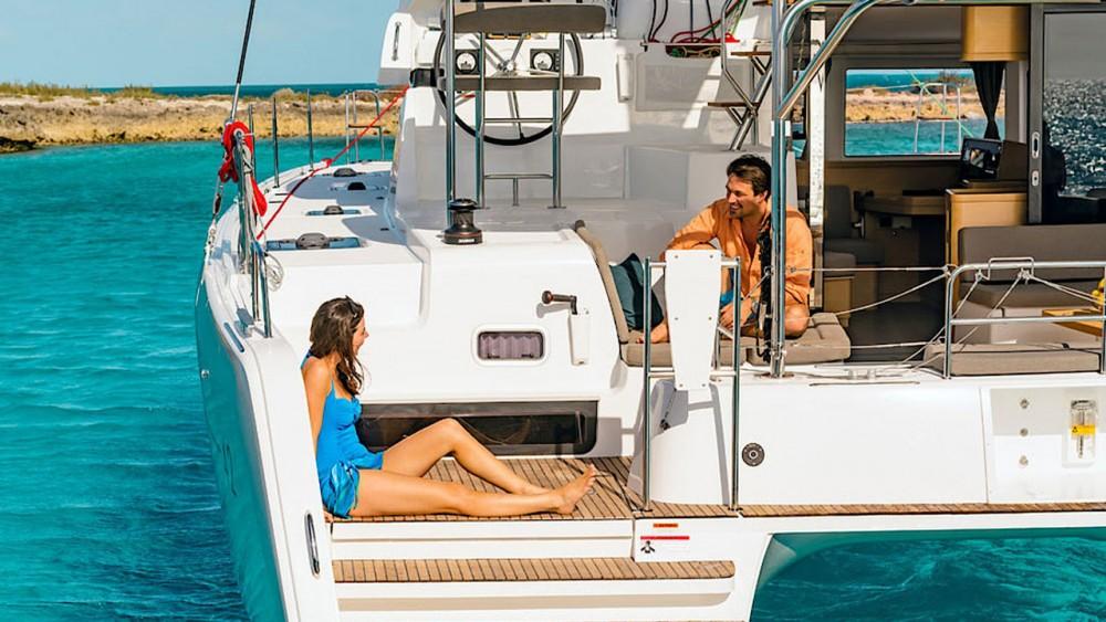Location yacht à Can Pastilla - Lagoon Lagoon 42 sur SamBoat