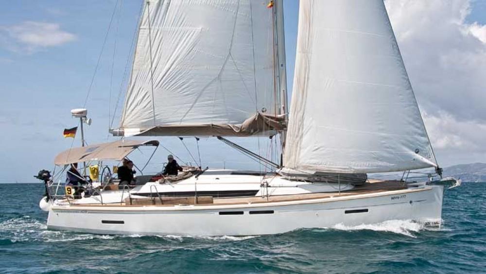 Location bateau Jeanneau Sun Odyssey 409 à Can Pastilla sur Samboat