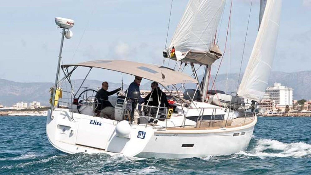 Jeanneau Sun Odyssey 409 entre particuliers et professionnel à Can Pastilla