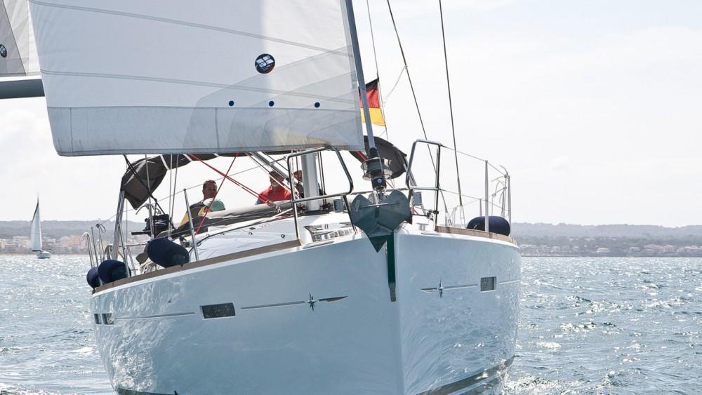 Location bateau Jeanneau Sun Odyssey 439 à Can Pastilla sur Samboat