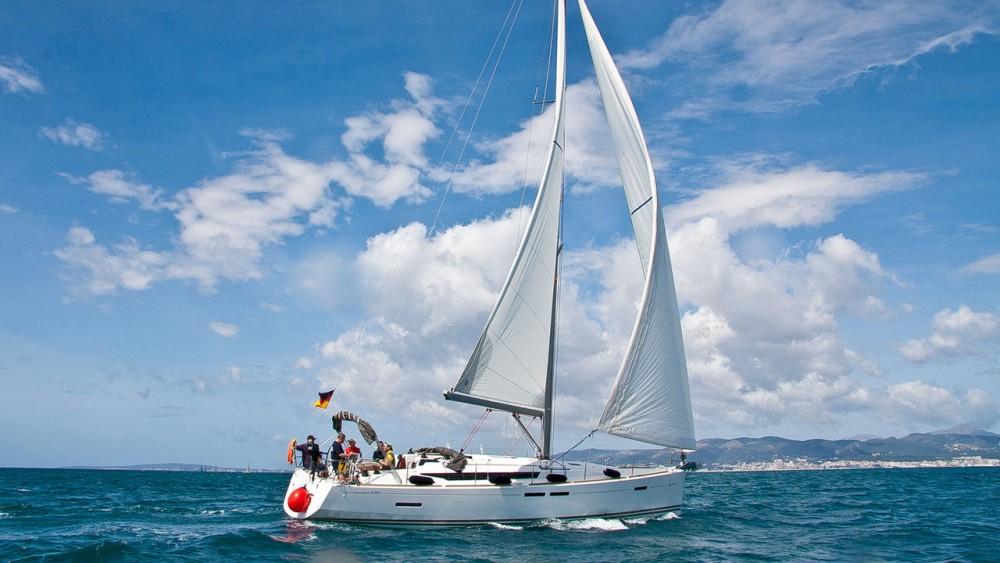 Location bateau Can Pastilla pas cher Sun Odyssey 439