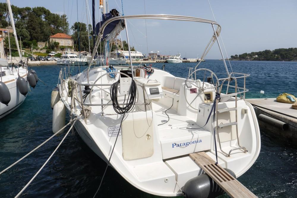 Location bateau Bénéteau Cyclades 39.3 à Rogač sur Samboat