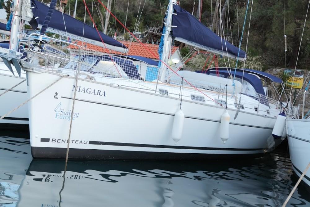 Location bateau Bénéteau Cyclades 43 à Rogač sur Samboat