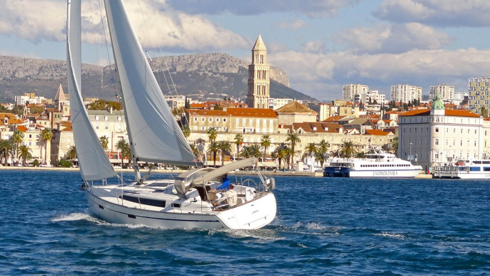 Location bateau Split pas cher Cruiser 37