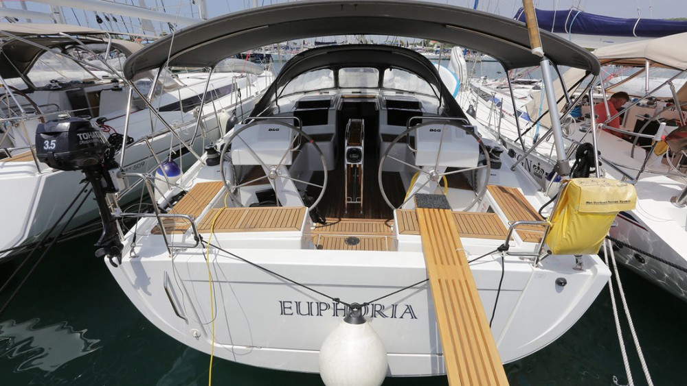 Location yacht à Split - Hanse Hanse 455 sur SamBoat