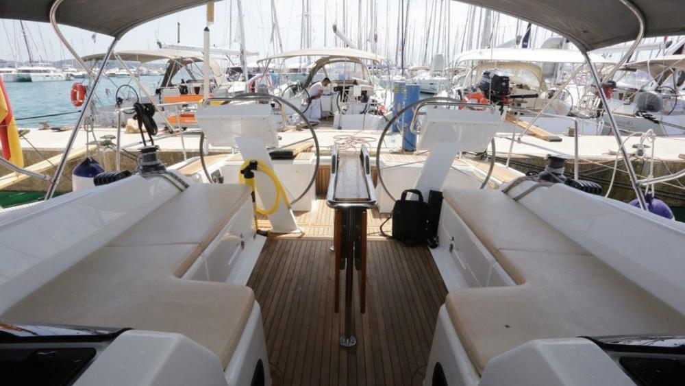 Location bateau Split pas cher Hanse 455