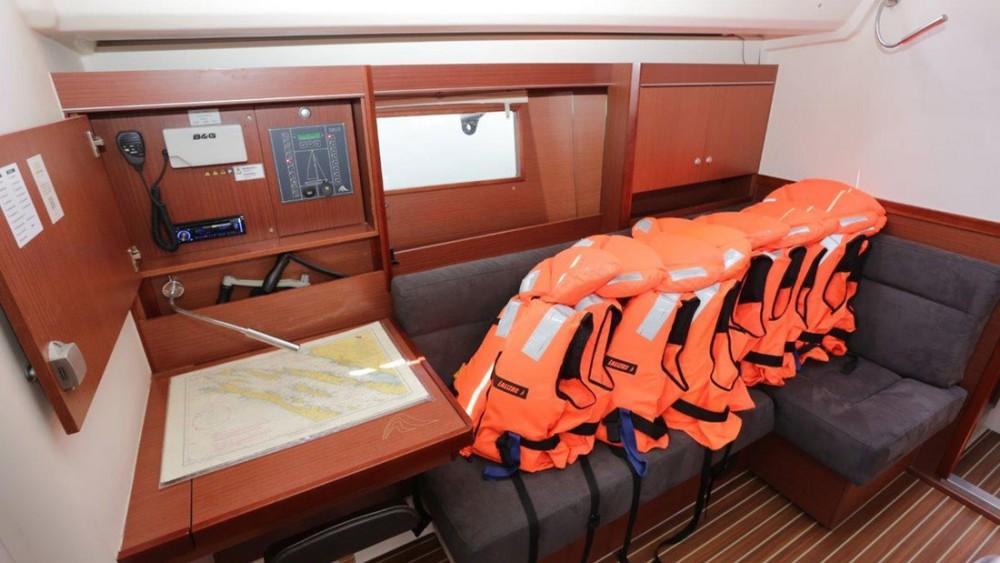Location bateau Hanse Hanse 455 à Split sur Samboat