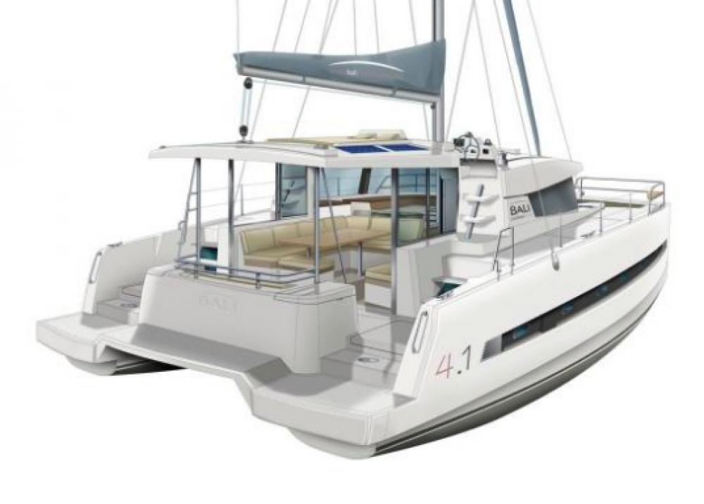 Catamaran à louer à Leucade au meilleur prix