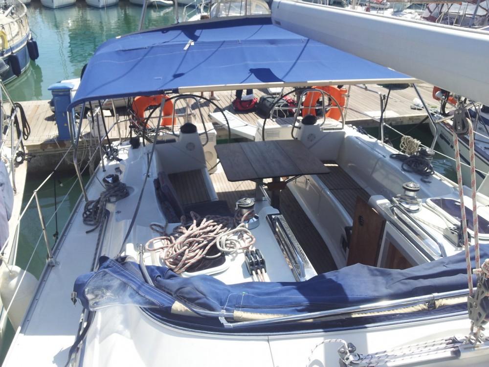 Bavaria Cruiser 43 entre particuliers et professionnel à Leucade