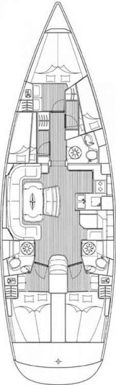 Location Voilier à Leucade - Bavaria Cruiser 50