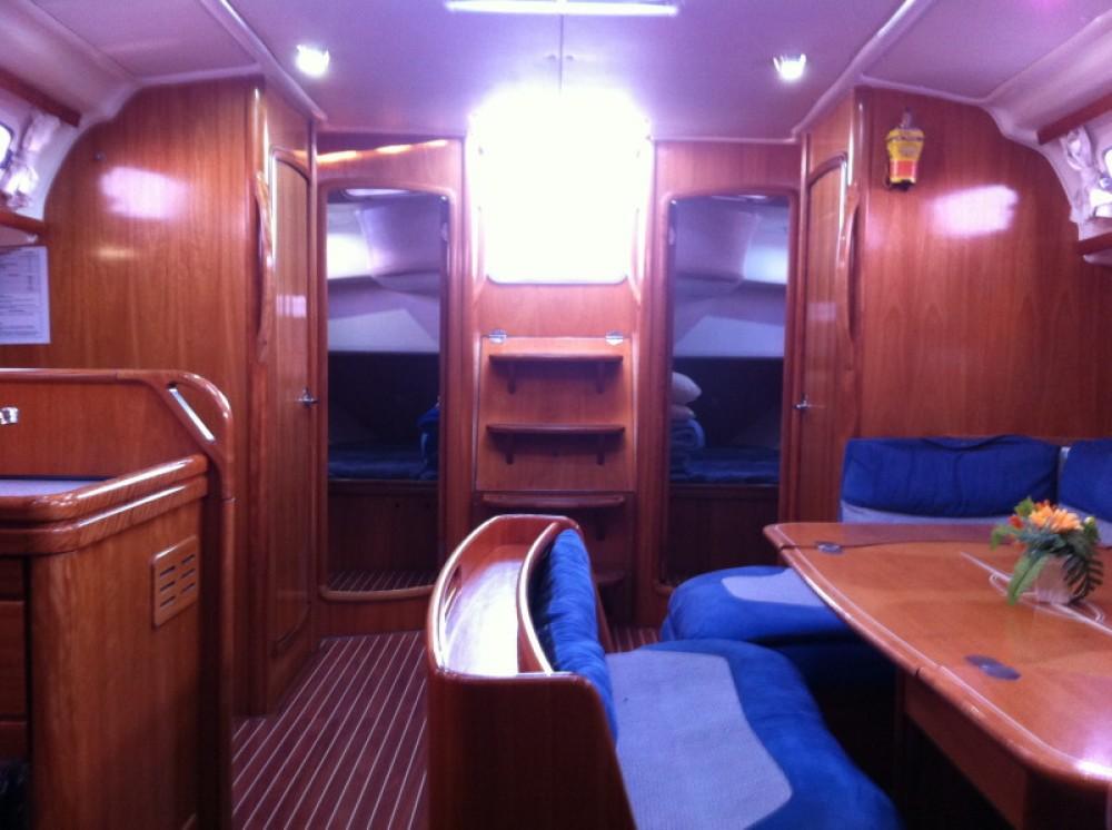 Location bateau Leucade pas cher Cruiser 50
