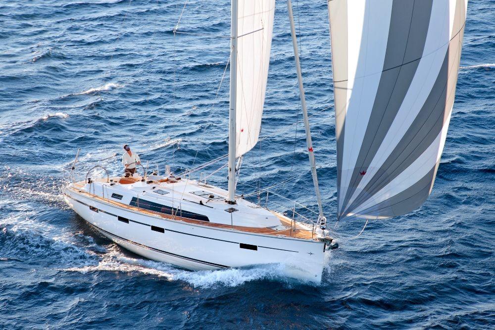 Bavaria Cruiser 41 entre particuliers et professionnel à Leucade