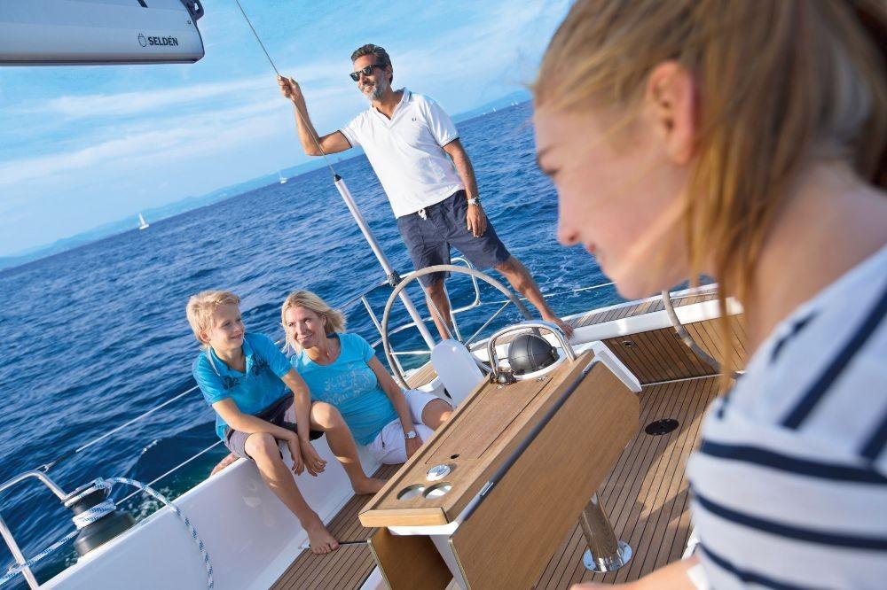 Bavaria Cruiser 41 entre particuliers et professionnel à Péloponnèse