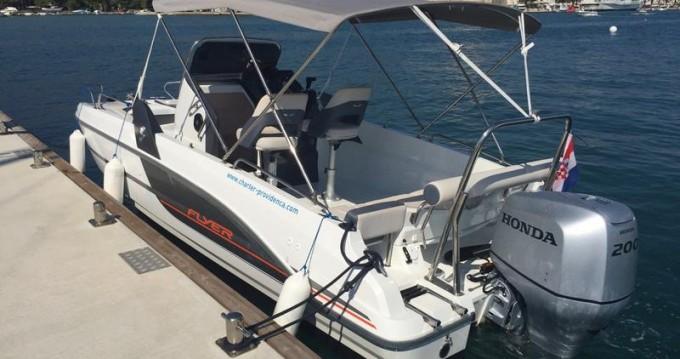 Location yacht à Trogir - Bénéteau Beneteau Flyer 6.6 Space Deck sur SamBoat
