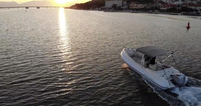 Location yacht à Trogir - Scanner Srl.  Scanner Envy 710 sur SamBoat