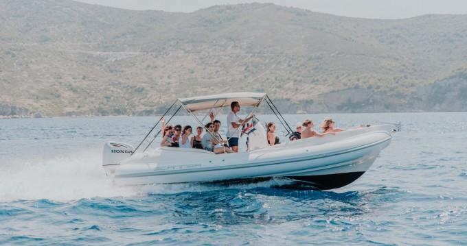 Louer Semi-rigide avec ou sans skipper Scanner Srl.  à Trogir