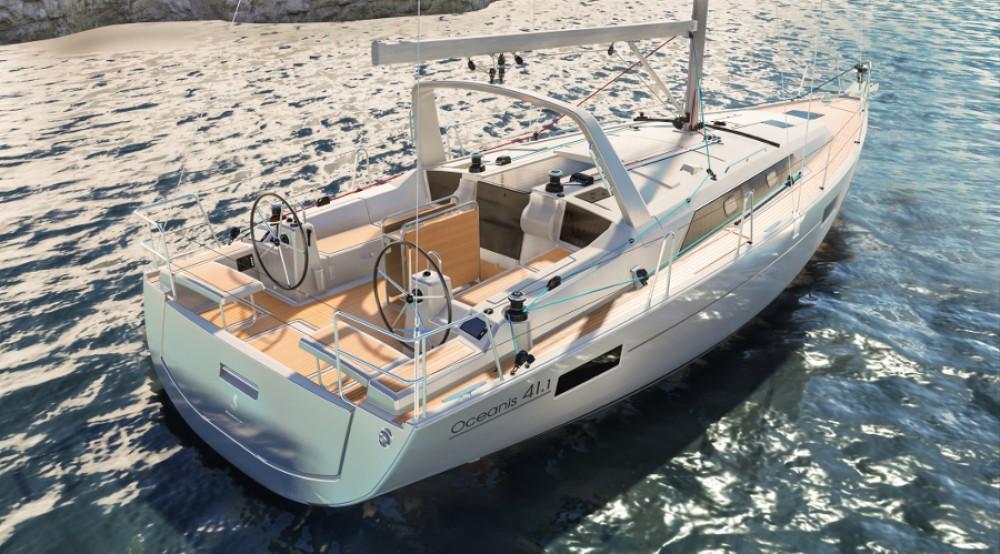 Location bateau Bénéteau Oceanis 41.1 à Péloponnèse sur Samboat