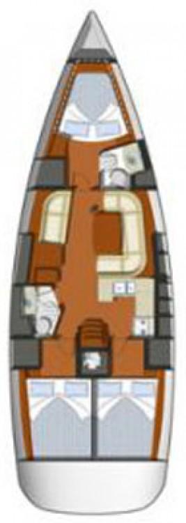 Jeanneau Sun Odyssey 42i entre particuliers et professionnel à Péloponnèse