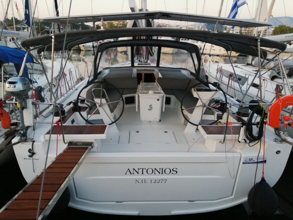 Location bateau Péloponnèse pas cher Oceanis 51.1