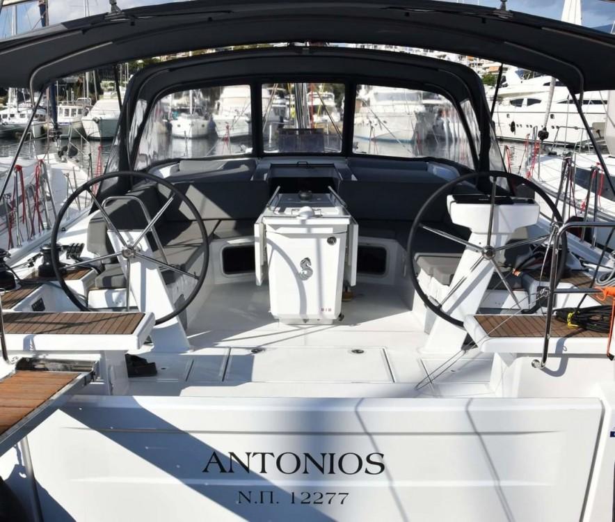 Location bateau Bénéteau Oceanis 51.1 à Péloponnèse sur Samboat