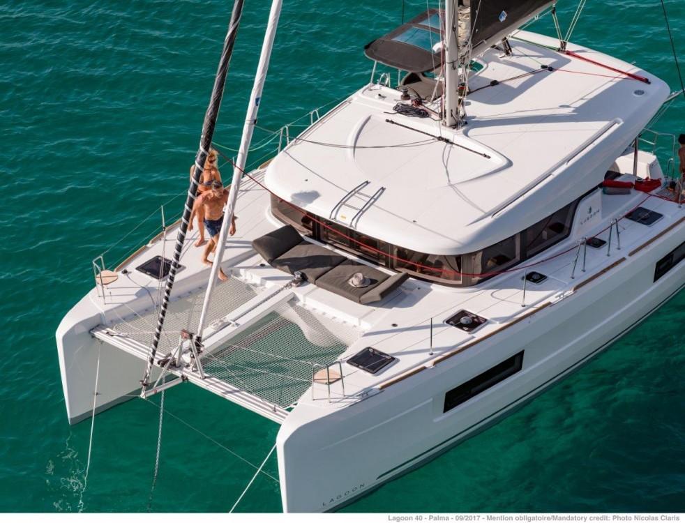 Location yacht à Péloponnèse - Lagoon Lagoon 40 - 4 + 2 cab  sur SamBoat