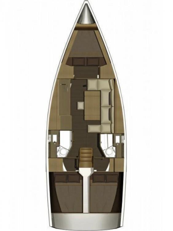 Location bateau Marsala pas cher Dufour 382 Grand Large