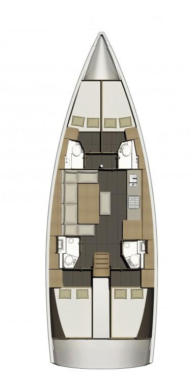 Location bateau Dufour Dufour 460 Grand Large à Palerme sur Samboat