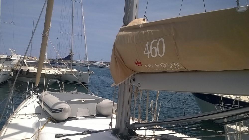 Location yacht à Marsala - Dufour Dufour 460 Grand Large sur SamBoat