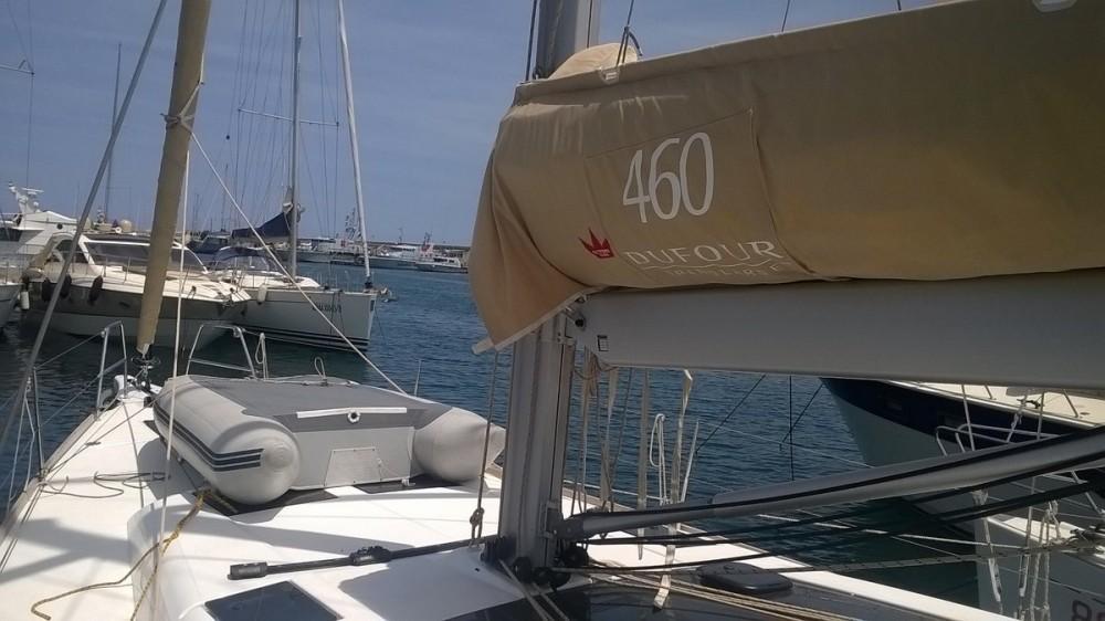 Louer Voilier avec ou sans skipper Dufour à Marsala