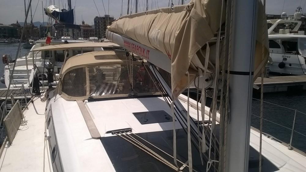 Location bateau Marsala pas cher Dufour 460 Grand Large