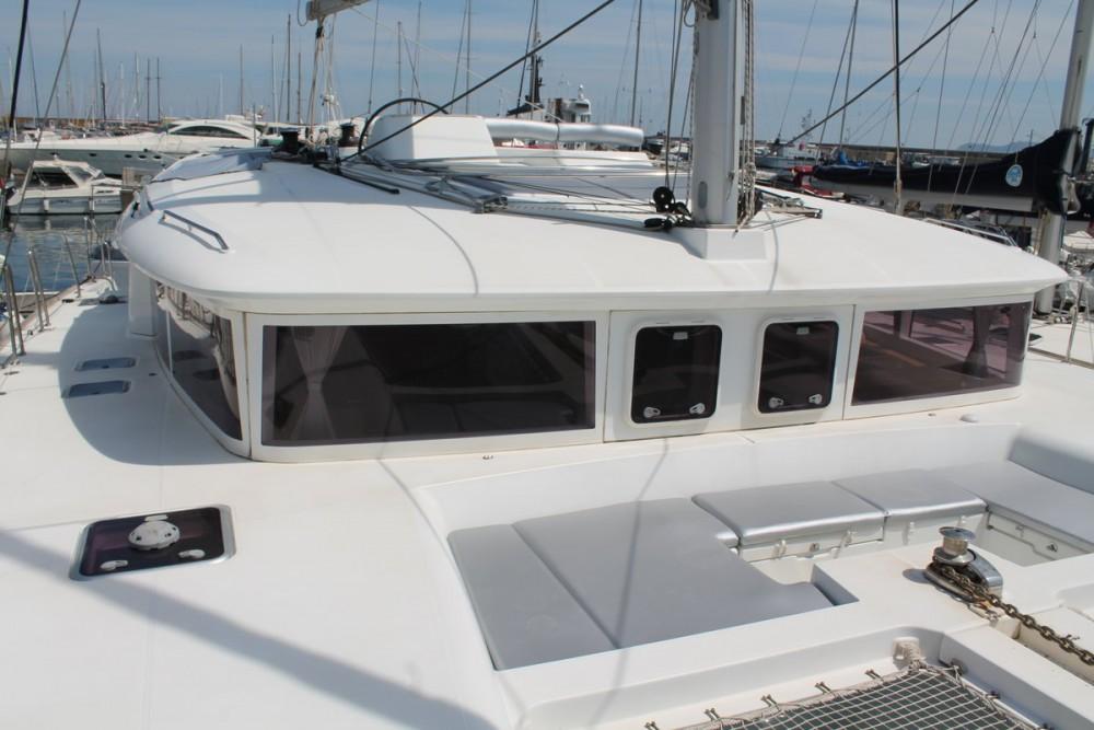 Location bateau Marsala pas cher Lagoon 450