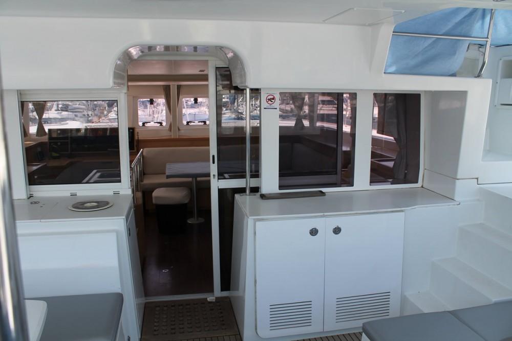 Location Catamaran à Marsala - Lagoon Lagoon 450