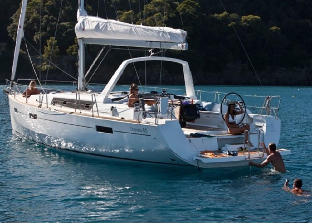 Location bateau Bénéteau Oceanis 45 à Palerme sur Samboat