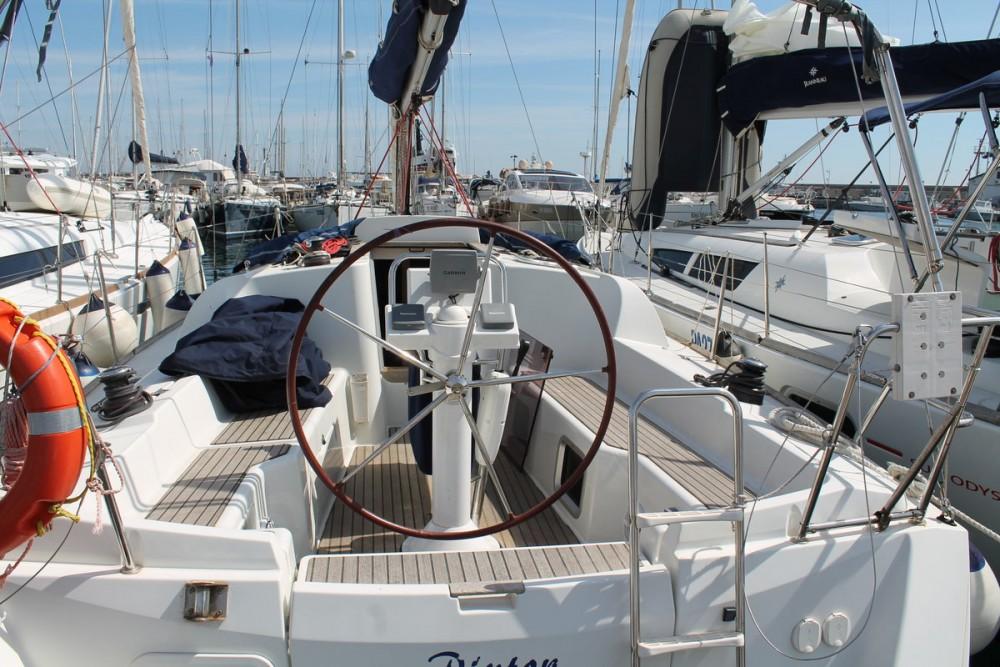 Louez un Jeanneau Sun Odyssey 33i à Marsala