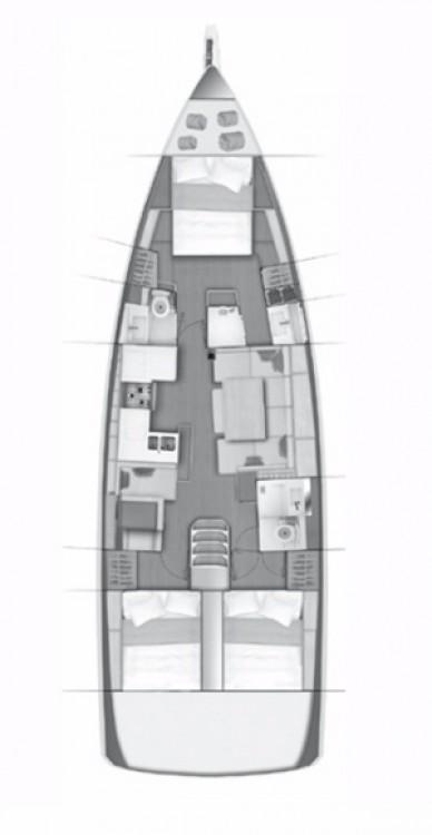 Jeanneau Sun Odyssey 490 entre particuliers et professionnel à Göcek