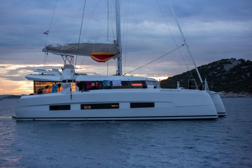 Louer Catamaran avec ou sans skipper Dufour à