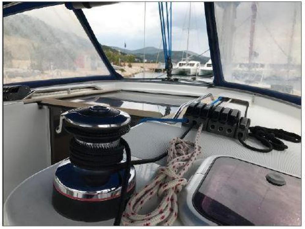 Location bateau Jeanneau Sun Odyssey 44i - 3 cab. à Seget Donji sur Samboat