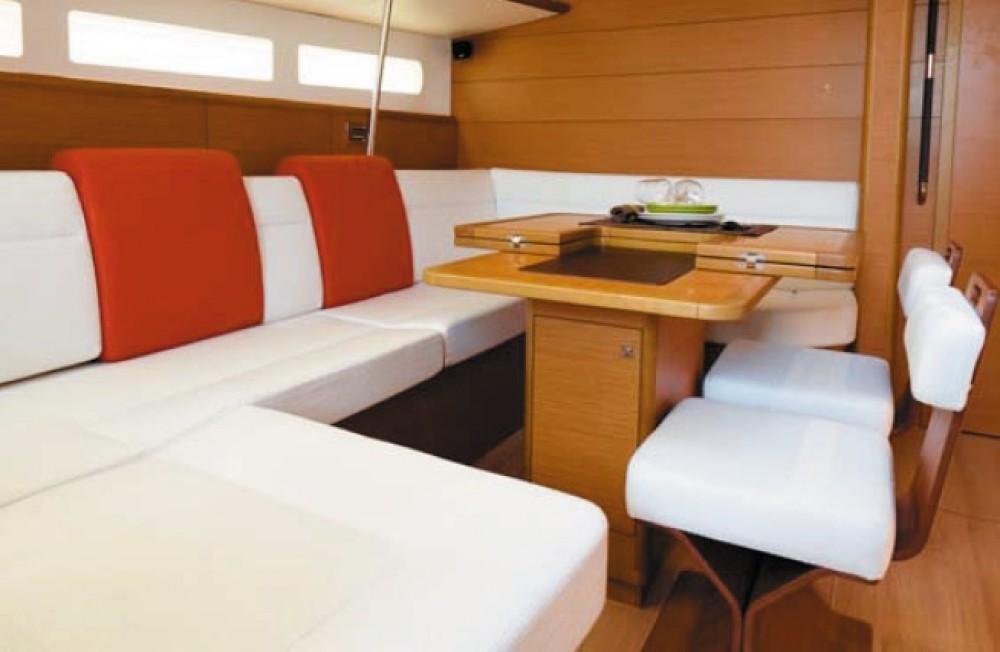 Location Voilier à Jolly Harbour - Jeanneau Sun Odyssey 469
