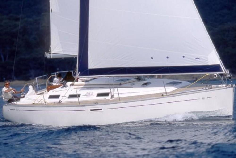 Location yacht à Jolly Harbour - Dufour Dufour 385 sur SamBoat