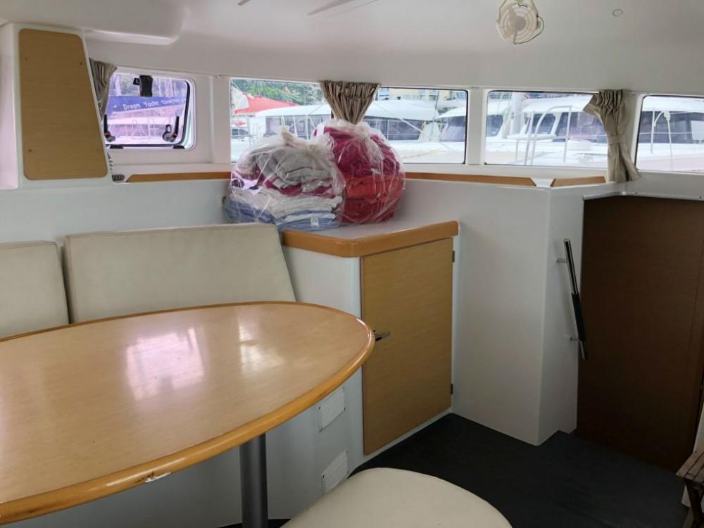 Location Catamaran à Stann Creek - Lagoon Lagoon 380