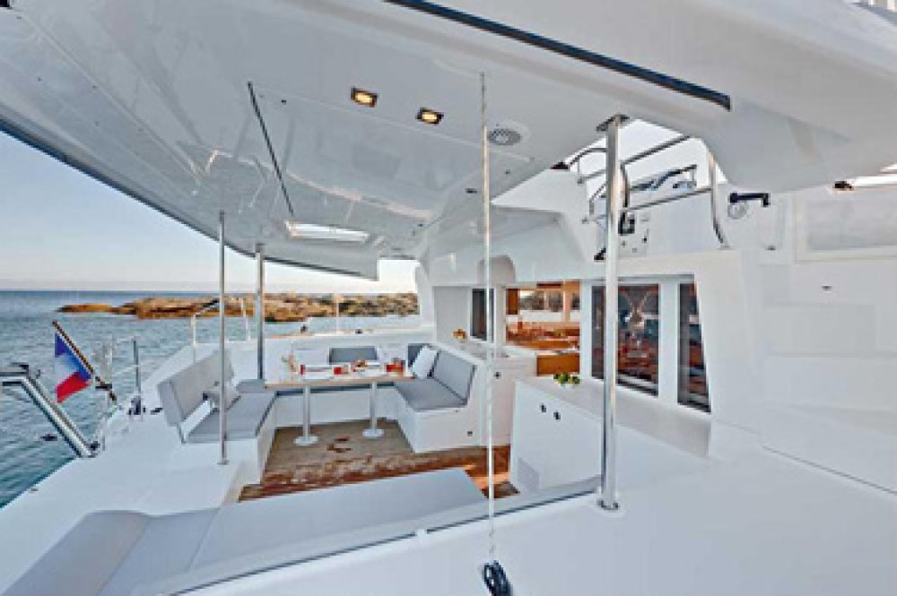Location yacht à Road Town - Lagoon Lagoon 450 sur SamBoat