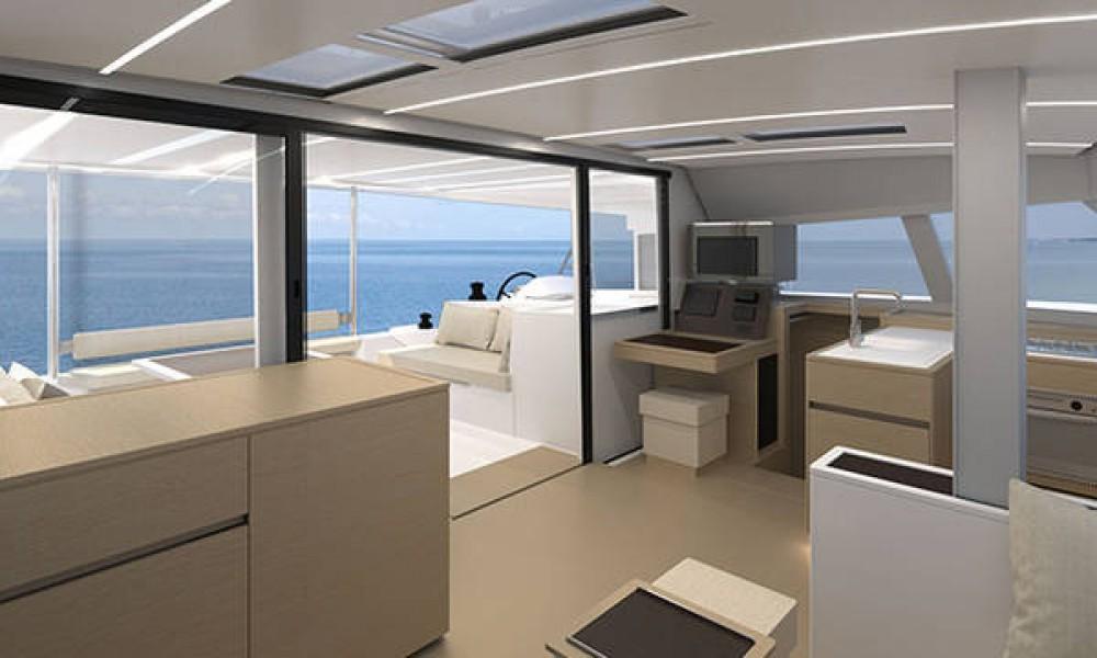 Location bateau Bavaria Nautitech 46 Open à Road Town sur Samboat
