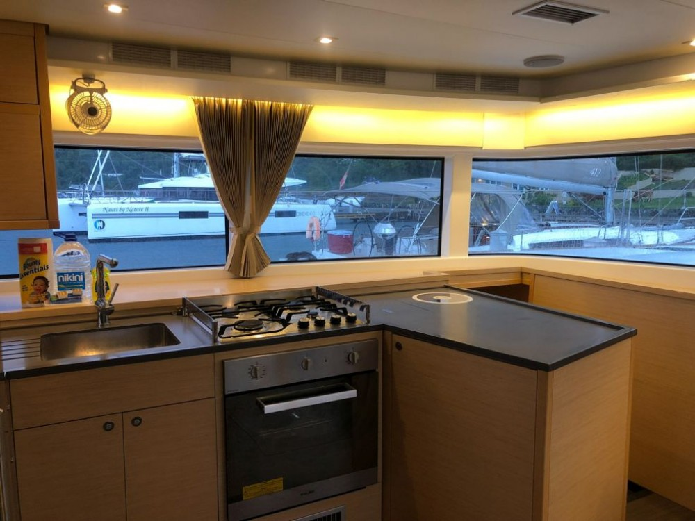 Location Catamaran à Road Town - Lagoon Lagoon 52