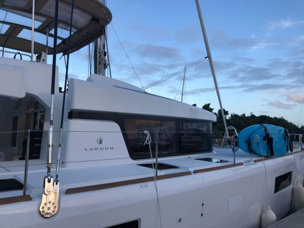 Louer Catamaran avec ou sans skipper Lagoon à St. George's