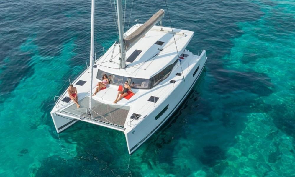 Location yacht à Pointe-à-Pitre - Fountaine Pajot Fountaine Pajot sur SamBoat