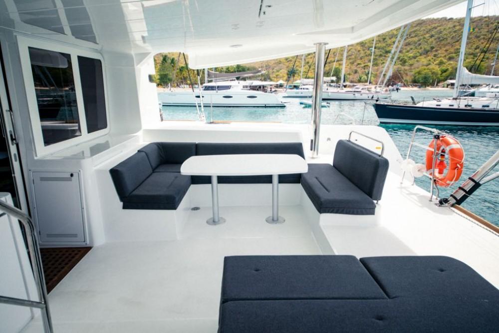 Louer Catamaran avec ou sans skipper Lagoon à Martinique