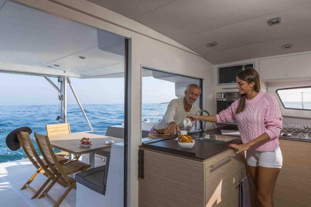 Location yacht à Le Marin - Catana Bali 4.5 sur SamBoat