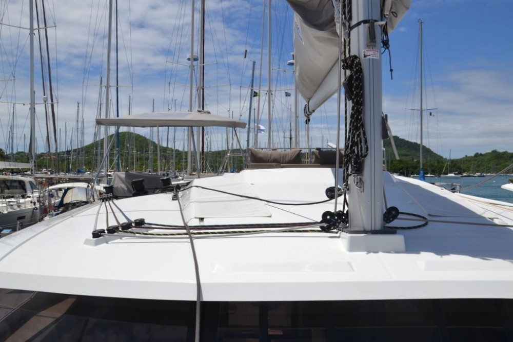 Location yacht à Martinique - Fountaine Pajot Saona 47 sur SamBoat