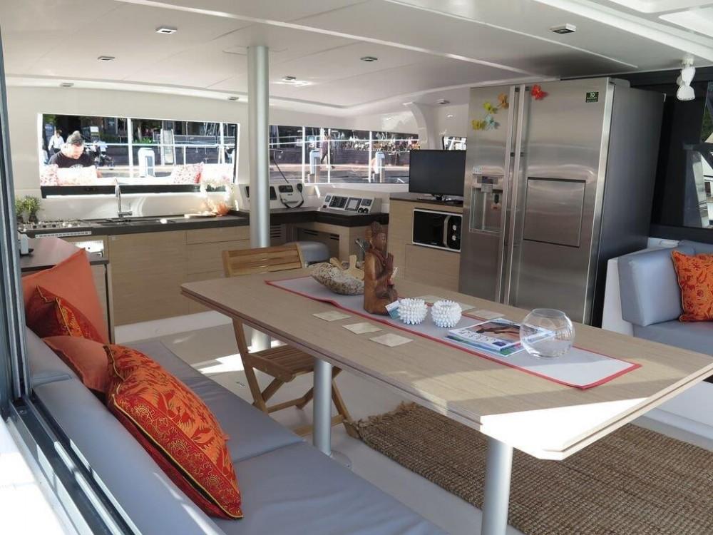 Louer Catamaran avec ou sans skipper Catana à Saint-Martin (France)