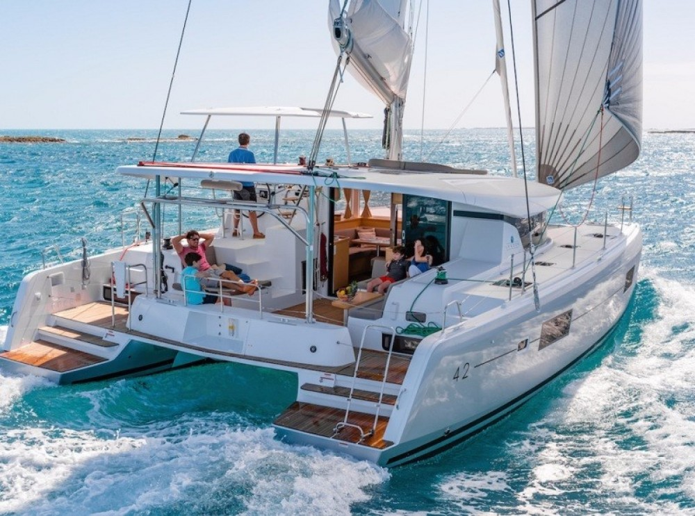 Location yacht à Arnos Vale - Lagoon Lagoon 42 sur SamBoat